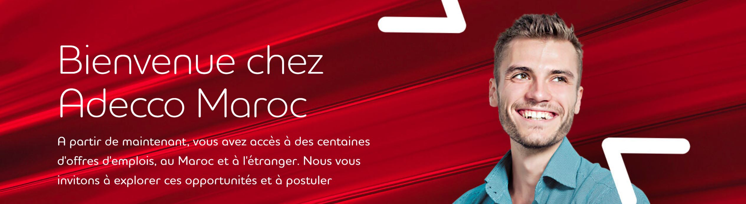Adecco Maroc Cover Image