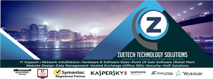 Zuetech Technology Solutions Cover Image
