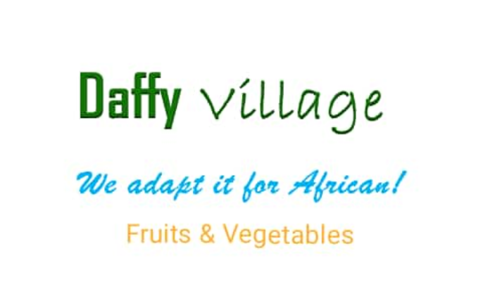 Daffy Village Cover Image