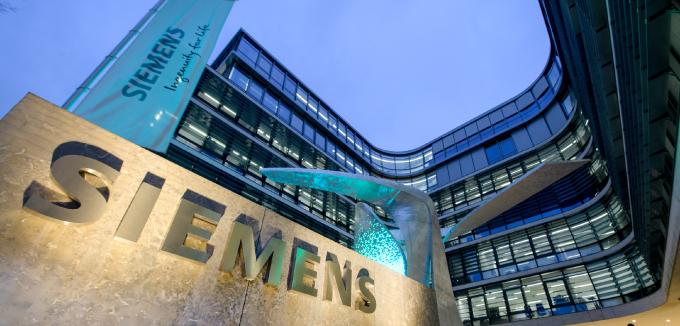 Siemens Cover Image
