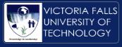 Victoria Falls University of Technology Logo