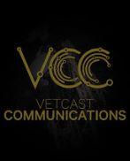 Vetcast Communications Logo