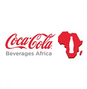 Coca-Cola Beverages Africa lgoo