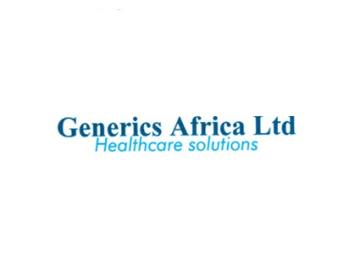 Logo generics africa