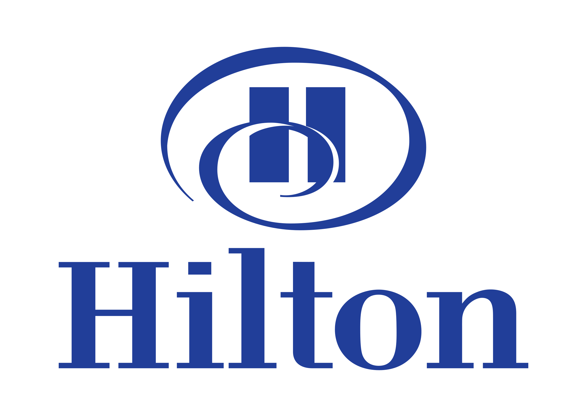 Hilton Hotels and Resorts lgoo