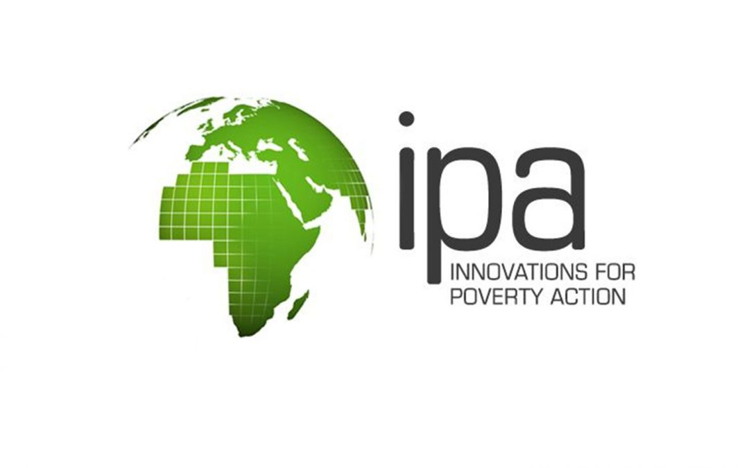 Innovations for Poverty Action lgoo