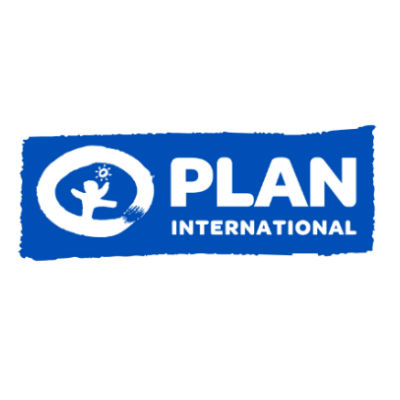 Logo Plan International Rwanda