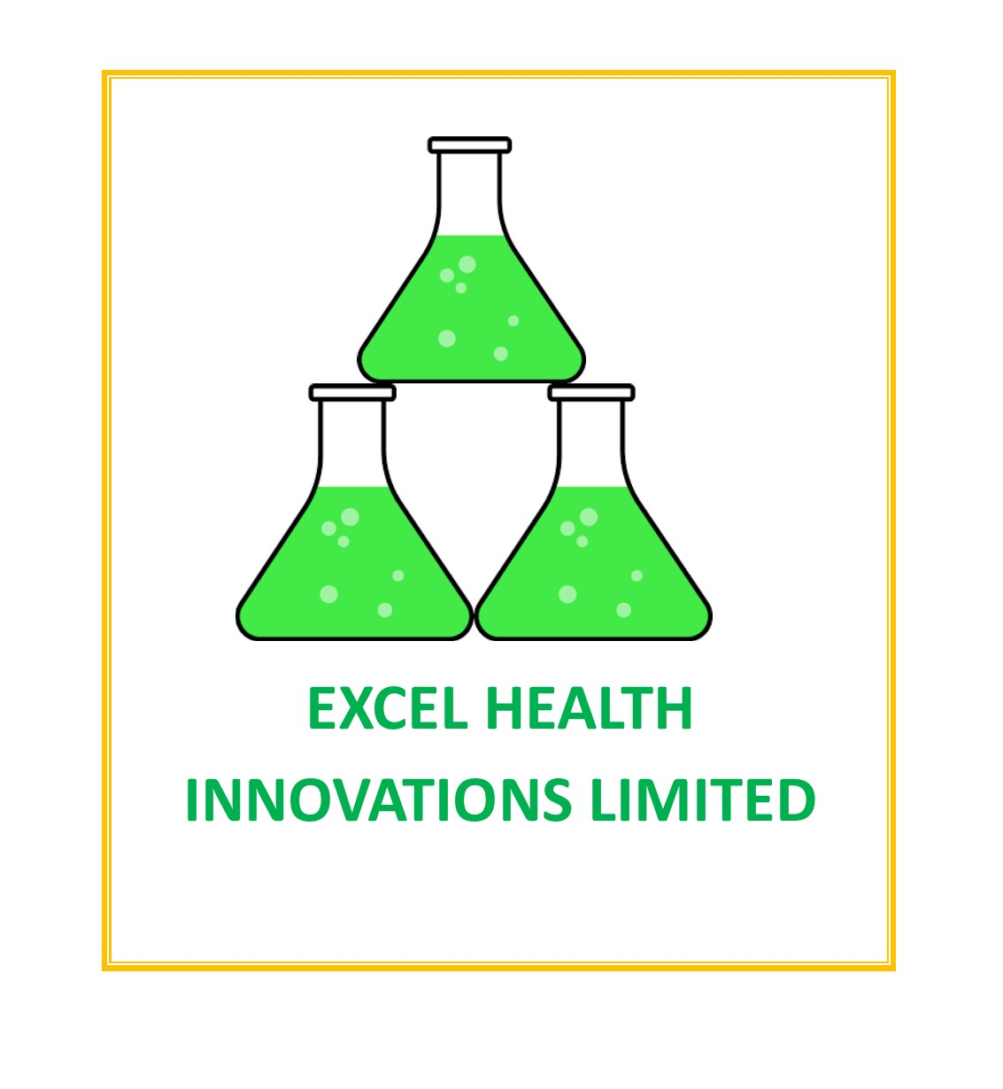 Excel Health Innovations Ltd. lgoo