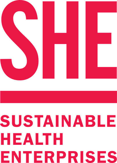 Sustainable Health Enterprises lgoo