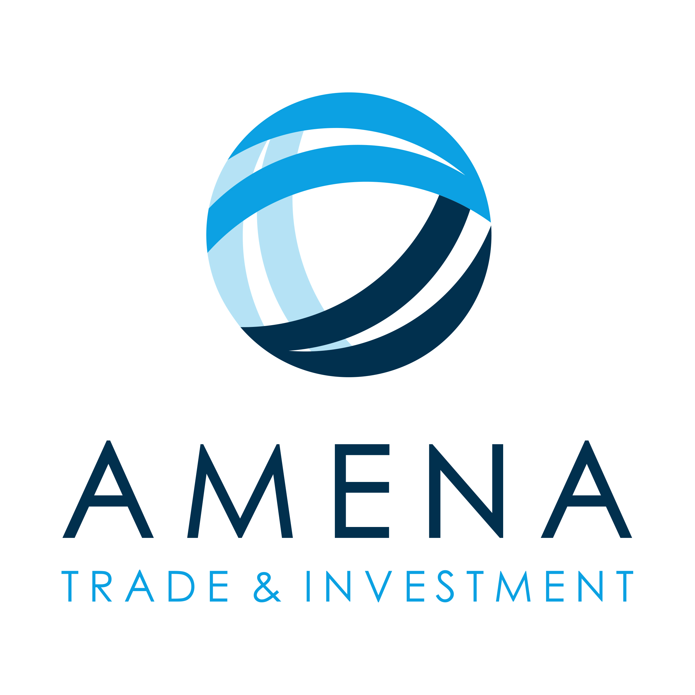 Logo AMENA Trade & Investment