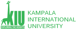 Kampala International University lgoo